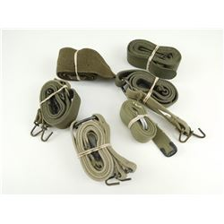 ASSORTED US & COMMONWEALTH MILITARY FIELD EQUIPMENT WEBBING