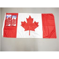 ASSORTED CANADIAN FLAGS
