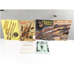 ASSORTED MILITARY TYPE RIFLES