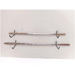 VINTAGE UNKNOWN HOMEMADE SWORDS