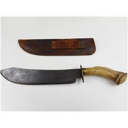 BOWIE KNIFE WITH SHEATH