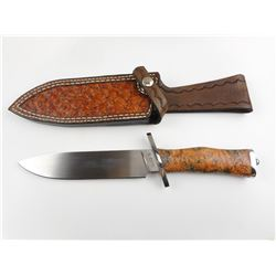 G.COTE KNIFE AND SHEATH