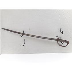 BRITISH 1821 PATTERN VOLUNTEER ARTILLERY OFFICER SWORD