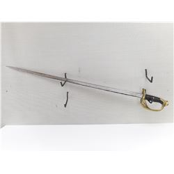 FRENCH SABRE MODEL 1855 OFFICERS SWORD