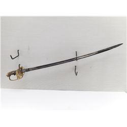 BRITISH 1822 PATTERN OFFICERS INFANTRY SWORD