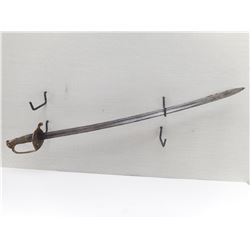 US MODEL 1850 FOOT OFFICERS SWORD
