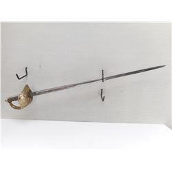 BRITISH 1897 PATTERN INFANTRY OFFICER SWORD