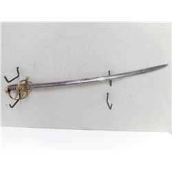 BRITISH 1822 PATTERN INFANTRY SERGEANTS SWORD