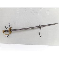 FRENCH 1845 PATTERN INFANTRY OFFICER SWORD