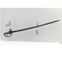 BRITISH 1821 PATTERN OFFICERS LIGHT CAVALRY OR ARTILLERY SWORD