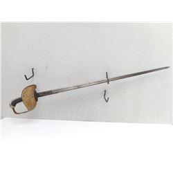 USA 1913 PATTERN PATTON CAVALRY SWORD