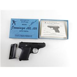 JENNINGS  , MODEL: J22 , CALIBER: 22 LR