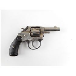 IVER JOHNSON  , MODEL: 1900 DOUBLE ACTION  , CALIBER: 22 LR