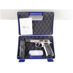 CZ , MODEL: 75B , CALIBER: 9MM LUGER