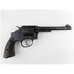 SMITH & WESSON , MODEL: HAND EJECTOR MILITARY AND POLICE MODEL 3 OF 1905 CHANGE 4 , CALIBER: 38 SPL