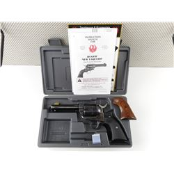 RUGER , MODEL: NEW VAQUERO , CALIBER: 45 LONG COLT