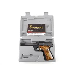 BROWNING , MODEL: BUCKMARK  , CALIBER: 22 LR