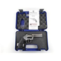 SMITH & WESSON  , MODEL: 686-6 , CALIBER: 357 MAG
