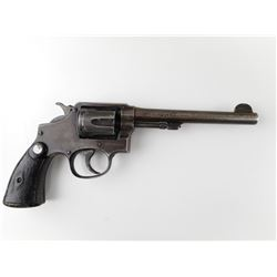 SMITH & WESSON  , MODEL: HAND EJECTOR 38 MILITARY & POLICE MODEL 3 OF 1905 CHANGE 4 , CALIBER: 38 S&
