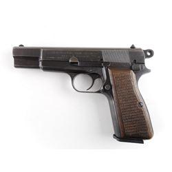 FN  , MODEL: 1935 HIGH POWER P640b , CALIBER: 9MM LUGER