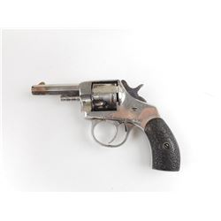 IVER JOHNSON  , MODEL: BOSTON BULL-DOG , CALIBER: 32 RIM FIRE