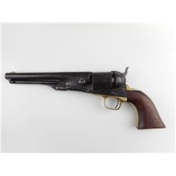 COLT  , MODEL: 1861 NAVY  , CALIBER: 36 CAL PERC