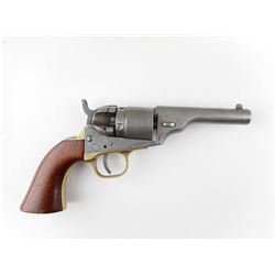 "COLT  , MODEL: 3 1/2"" ROUND BARREL CONVERSION  , CALIBER: 38 RIM FIRE"