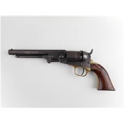 COLT  , MODEL: 1862 POCKET AND POLICE OF 36 NAVY CALIBER , CALIBER: 36 CAL PERC