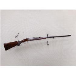 RARE, GERMAN  , MODEL: KIPPLAUF STOCKING GUN  , CALIBER: 8 X 58R SAUER