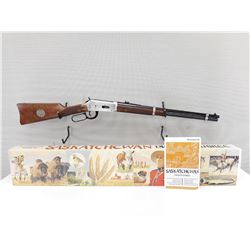 WINCHESTER , MODEL: 94 SASKATCHEWAN DIAMOND COMMEMORATIVE  , CALIBER: 38-55 WIN