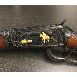 EXQUISITE WINCHESTER  , MODEL: 1894 RESTORATION. , CALIBER: 30 WCF