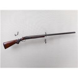 IVER JOHNSON  , MODEL: SIDE BY SIDE HERCULES GRADE  , CALIBER: 12GA X 3""