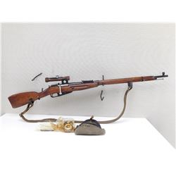 MOSIN NAGANT , MODEL: 91/30 SNIPER , CALIBER: 7.62 X 54R