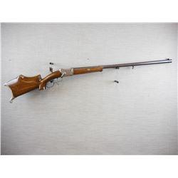 SCHUETZEN , MODEL: SINGLE SHOT TARGET RIFLE  , CALIBER: 40-50 BN