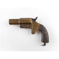FRENCH WWI FLARE PISTOL