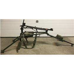 GERMAN ARMY MG3 LAFYETTE BUFFEREND MOUNT , MODEL:  , CALIBER: