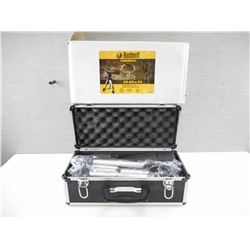 BUSHNELL TROPHY 20-60X65 SPOTTING SCOPE & TRIPOD WITH CASE AND KEYS IN ORIGINAL BOX , MODEL:  , CALI