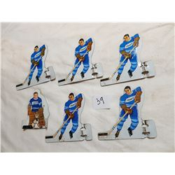 TORONTO MAPLE LEAFS TIN ( HOCKEY PLAYERS)