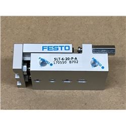 FESTO SLT-6-20-P-A MINI SLIDE ASSEMBLY