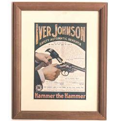 SUMLS-86 IVER JOHNSON ADVERISER