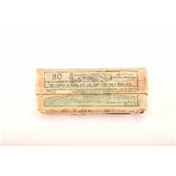 SUMLS-13 FULL BOX 45-60 WINCHESTER CART.