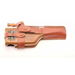 SUMLS-29 MAUSER BROOMHANDLE STOCK HOLSTER