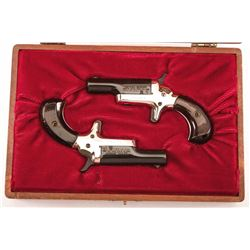 SUMLS-33 PAIR OF SINGLE SHOT DERRINGERS