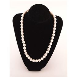 19RPS-6 PEARL NECKLACE