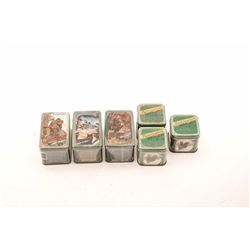 19IL-12 COLLECTOR TINS