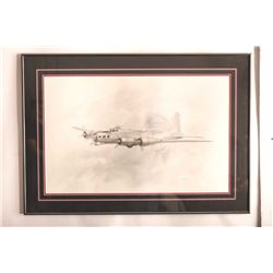 19IW-5 PENCIL SKETCH
