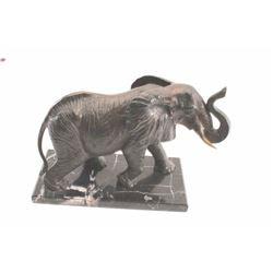 19IB-43 ELEPHANT BRONZE