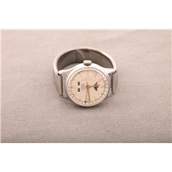 19KC-6 VINTAGE CORDA 17 JEWEL WATCH