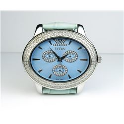 19CAI-27 LEVIAN DIAMOND WATCH