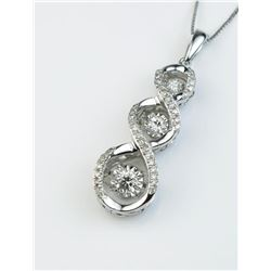 19CAI-29 DIAMOND PENDANT